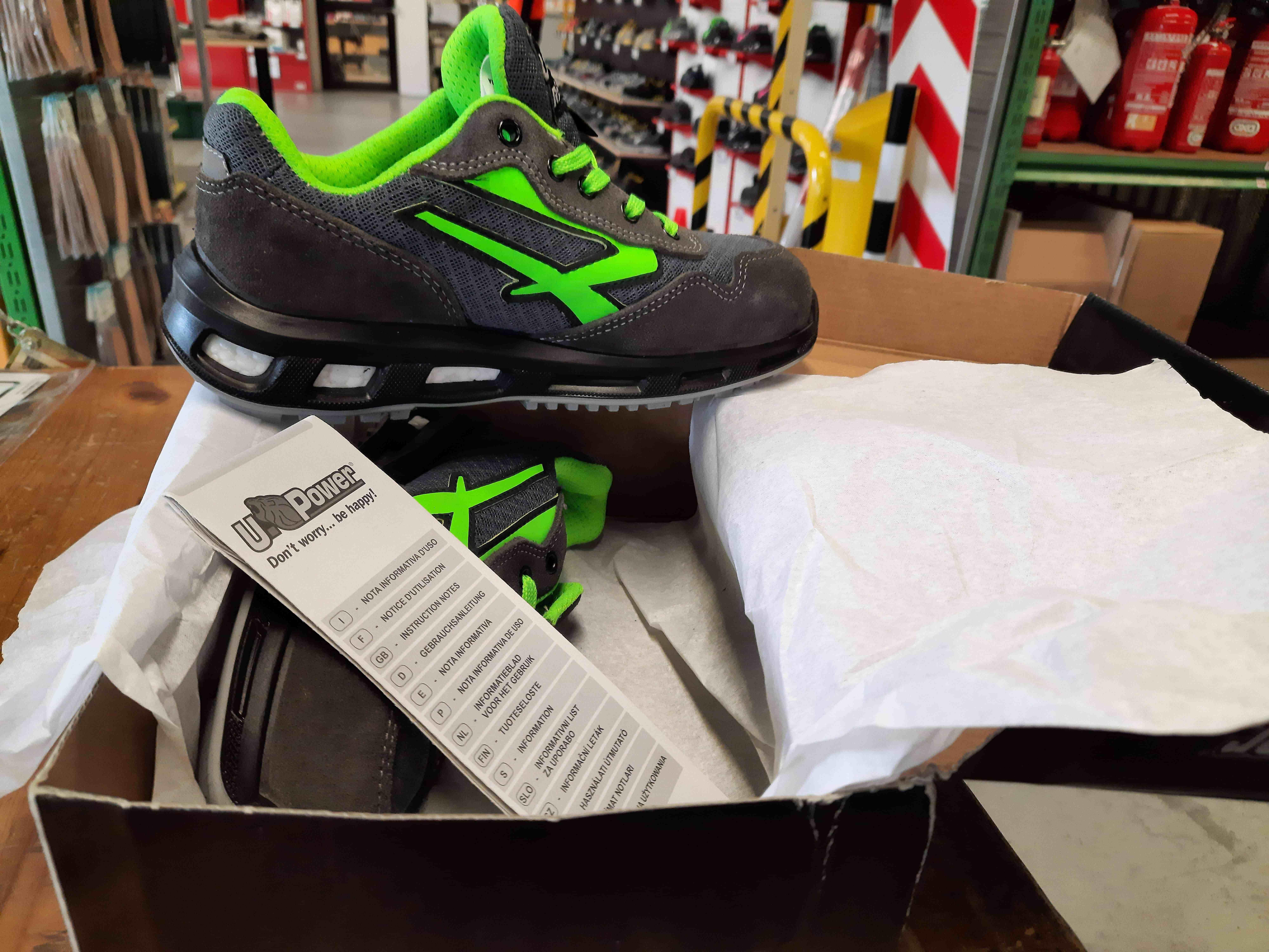 durata scarpe antinfortunistihe
